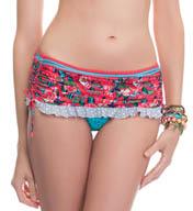 Blush Swimwear Shangri-La Adjustable Skirted Swim Bottom 501338P