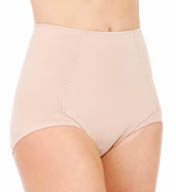 BODYSLIMMERS Nancy Ganz Tumm-ee-breef Cotton Brief Panty NG447