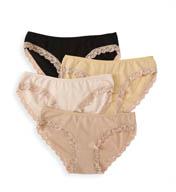 Cake Lingerie Basics Panty 4-Pack 32-8002