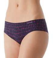 Calvin Klein Invisibles Printed Hipster Panty D3508