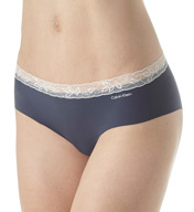 Calvin Klein Invisibles with Lace Hipster Panty D3518