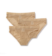 Calvin Klein Second Skin Bikini Panty - 3 Pack QD3569