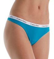 Calvin Klein Carousel Thong - 3 Pack QD3587