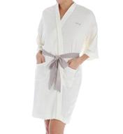 Calvin Klein Jersey Lounge Robe QS1707
