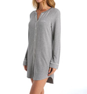 Calvin Klein Cozy Longsleeve Night Dress QS5328