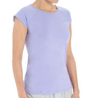Calvin Klein Wovens Cotton Cap Sleeve Top S1615