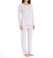 Carole Hochman Rose Pajama Set 180881