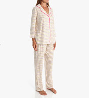 Carole Hochman Decor Long Pant Pajama Set 1811022