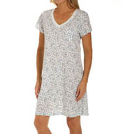 Carole Hochman Flowering Nights Sleepshirt 182808