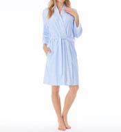 Carole Hochman Dreamtime Ditsy Short Robe 184933