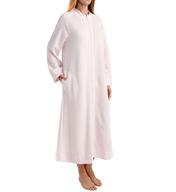 Carole Hochman Jacquard Zip Robe 1851054