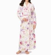 Carole Hochman Botanical Long Robe 185852