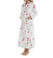 Carole Hochman Carnation Long Robe 185865
