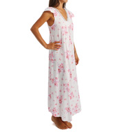 Carole Hochman Cascading Floral Long Gown 1881050