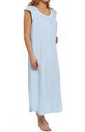 Carole Hochman Painterly Petals Long Gown 188730