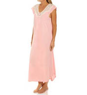 Carole Hochman Heathered Hues Long Gown 188800