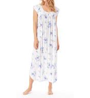 Carole Hochman Sleepy Scrolls Long Gown 188910S