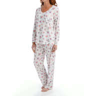 Carole Hochman Carole Collection Long PJ Set 1891052