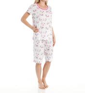 Carole Hochman Spring Bermuda Pajama Set 189952S