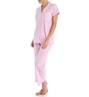Carole Hochman Foulard Capri Pajama 189971