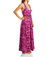Carole Hochman Midnight Floral Oasis Gown 1301051