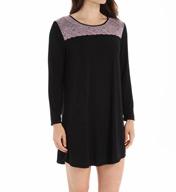 Carole Hochman Midnight Alluring Sleepshirt 130851