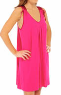 Carole Hochman Midnight After Dark Chemise 132611