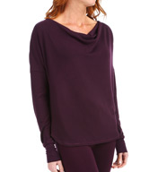 Carole Hochman Midnight Lounge Capsule Top 1331059