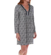 Carole Hochman Midnight Whimsical Sleepshirt 133859