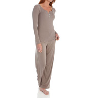 Carole Hochman Midnight Alone Time Pajama Set 1391000
