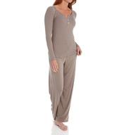 Carole Hochman Midnight Alone Time Pajama Set 1391000