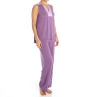 Carole Hochman Midnight Escape Pajama Set 1391002