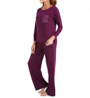 Carole Hochman Midnight Day Dreamer Pajama Set 1391052F