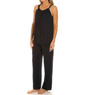 Carole Hochman Midnight Tribal PJ Set 139802