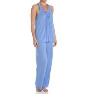 Carole Hochman Midnight Springtime Impressions Pajama Set 139912