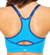 Champion The Under Cover Wireless Racerback Sports Bra 2374