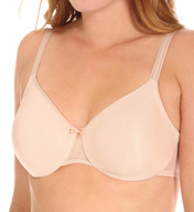 Chantelle C Natural Seamless Molded Underwire Bra 2051