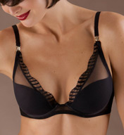 Chantelle Mouvance Plunge T-Shirt Bra 2321