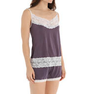 cheekfrills Basic Cami & Bedshort Sleep Set CBSBASC