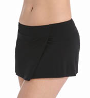 Christina Solid Skirted Swim Bottom ZZ6145