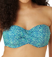 Cleo by Panache Hattie Twist Bandeau Swim Top CW0043