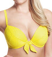 Cleo by Panache Matilda Padded Plunge Bikini Swim Top CW0084
