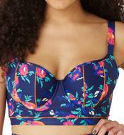 Cleo by Panache Cassie Longline Balconnet Bikini Swim Top CW0153