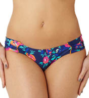 Cleo by Panache Cassie Gathered Swim Bottom CW0156