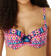 Cleo by Panache Lexie Molded Balconnet Bikini Swim Top CW0172