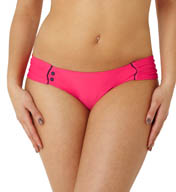 Cleo by Panache Lucille Gathered Pant Swim Bottom CW0196