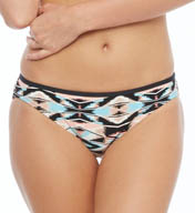 Coco Rave Wild Thing Binded Classic Swim Bottom R18385