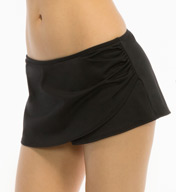 Coco Reef Solid Mini Wrap Skirt Swim Bottom U56708