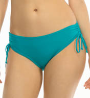 Coco Reef Solid Smooth Curves Swim Bottom U56838