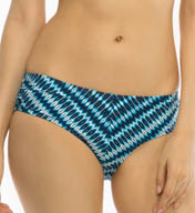 Coco Reef Wonderland Geo Side Shirred Swim Bottom U59702